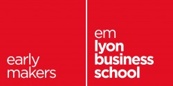 Logo of emlyon business school